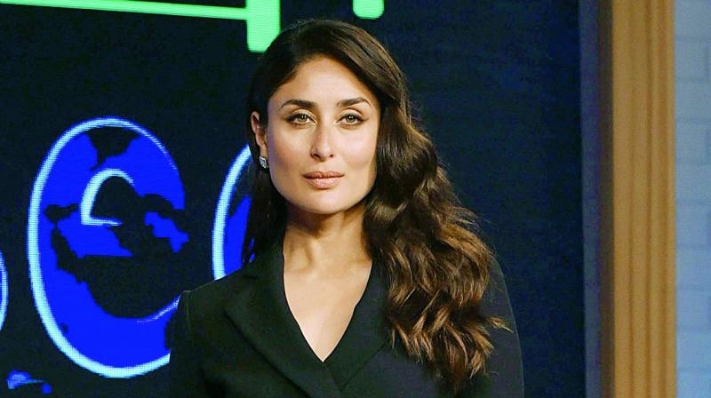 Kareena Kapoor Khan.
