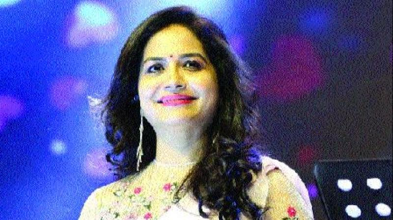 Sunitha Upadrashta