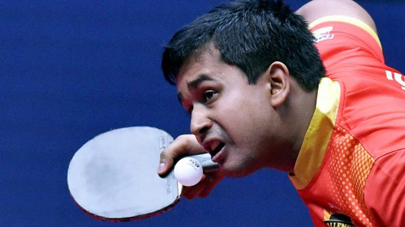 Soumyajit Ghosh dropped from CWG squad, suspended