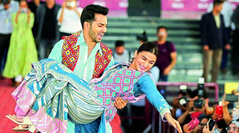 So after Varun Dhawan wrapped up the shoot of his film Street Dancer 3D, the unofficial third part of ABCD, he made it a point to meet up with producer Karan Johar, who had bankrolled the first two Dulhania films.