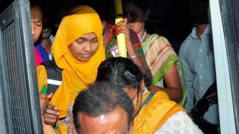'Conversion case': After long wait, Hadiya speaks to her husband