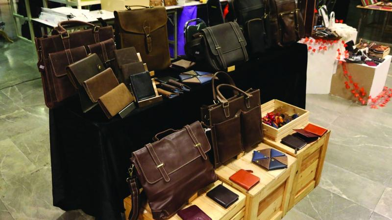 In 2014-15, the country had exported leather and leather goods worth $6,494 million by recording a growth of 9.37 per cent. In the previous year the industry had clocked a remarkable growth of 18.39 per cent.