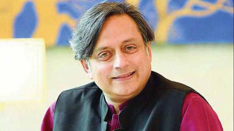 Tharoor had said the BJP will write a new Constitution which will pave the way for a nation, much like Pakistan, where the rights of minorities are not respected. (Photo: File)