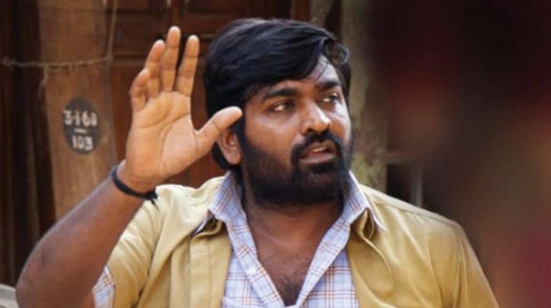 Vijay Sethupathi.