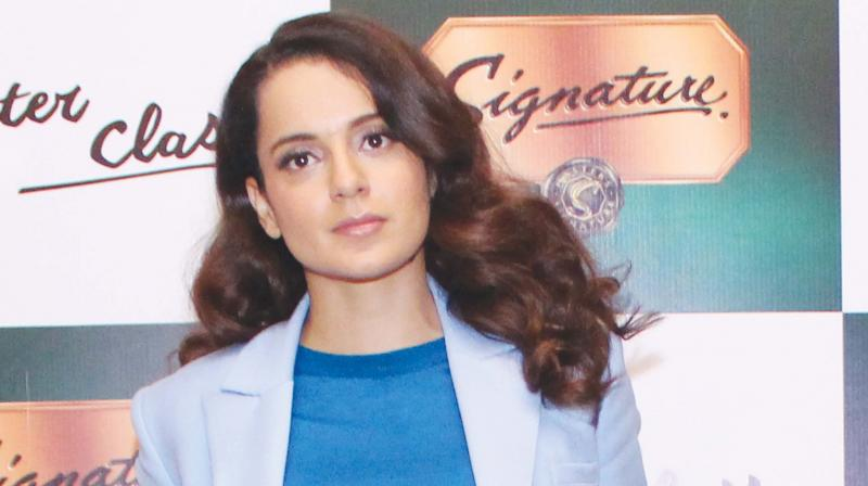 Kangana Ranaut sends legal notice to Entertainment Journalist Guild