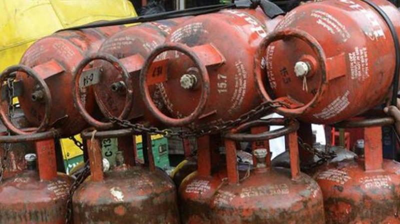 Lpg Gas Cylinder Price Gujarat