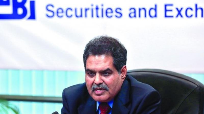 Sebi chief Ajay Tyagi. (Photo: PTI)