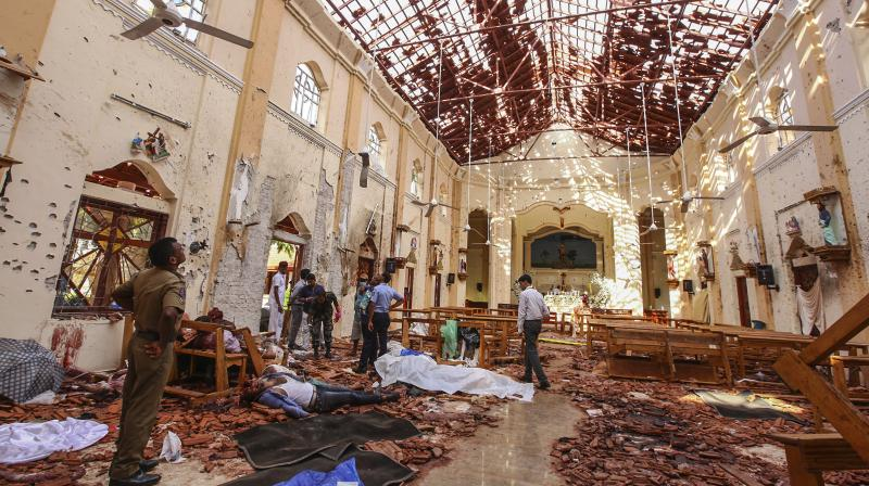 The Sunday attacks were the worst ever against Sri Lanka's small Christian minority. (Photo:AP)