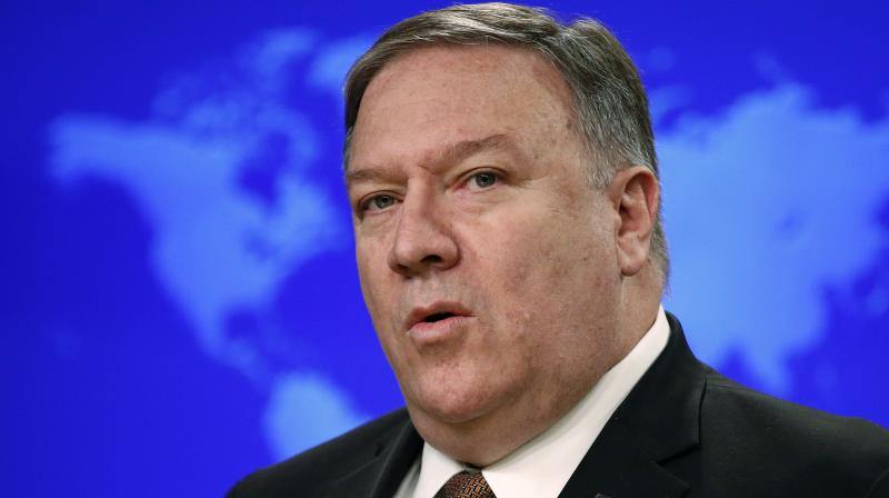 The Secretary of State warned countries of importing oil from Iran. (Photo:AP)