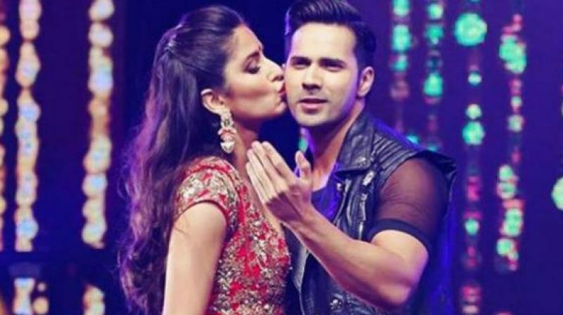 Varun Dhawan had recently made headlines for his comment on Katrina Kaif's 'Zero' look on Instagram.