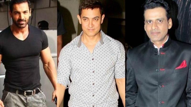 John Abraham and Manoj Bajpayee starrer is tentatively titled 'Satyamev Jayate', same as Aamir Khan's TV show.