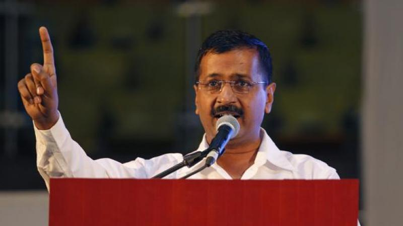 On being pointed that other political parties have opposed division of the state, AAP said the BJP has been a supporter of formation of smaller states. (Photo: File)