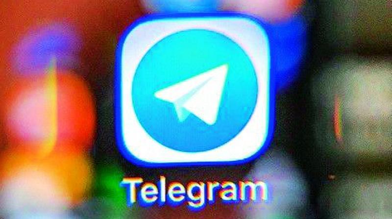 Telegram does not run on targeted ads model.