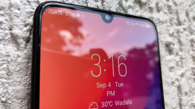 Vivo V11 Pro First Impressions Tiny Notch Big Ambitions