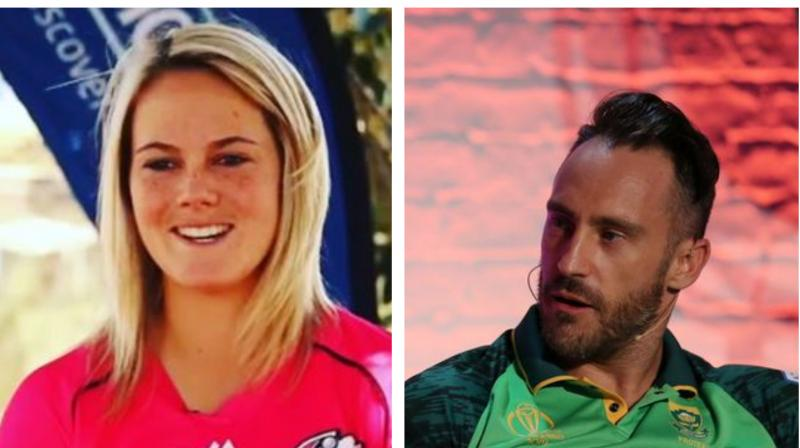 Faf Du Plessis was also named as the ODI Cricketer of the Year as well as being honoured by SA Players' Player of the Year. (Photo: Instagram/cricketworldcup)