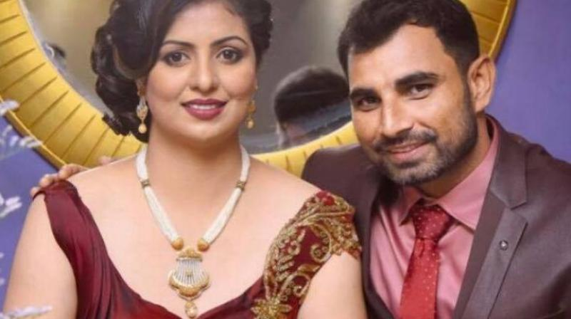 Wife accuses Indian pacer Shami of infidelity, assault