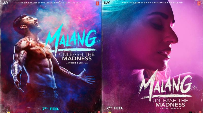 Aditya Roy Kapur And Disha Patani S Posters From Malang Leave Fans Curious