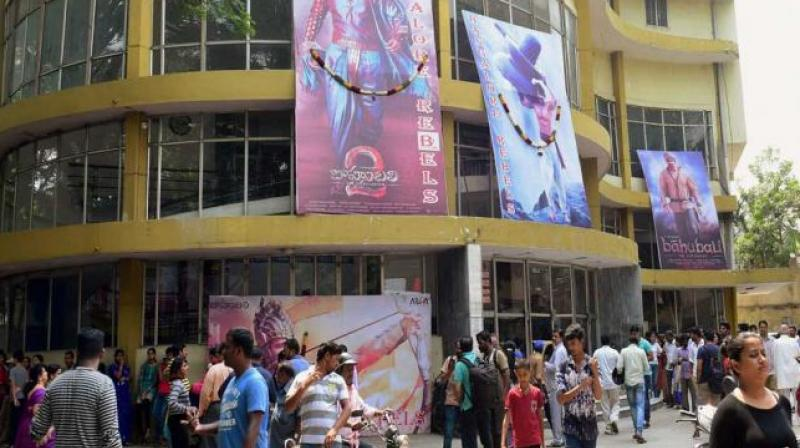 Multiplex Association of India has opposed the Karnataka government's move to cap the ticket prices at Rs 200 for all cinema theatres in the state. (Photo: PTI)
