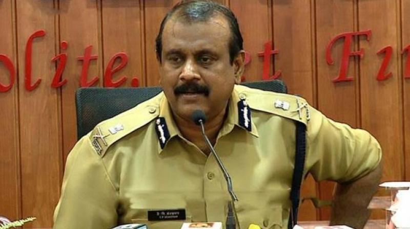 Former Kerala DGP TP Senkumar. (Photo: PTI)