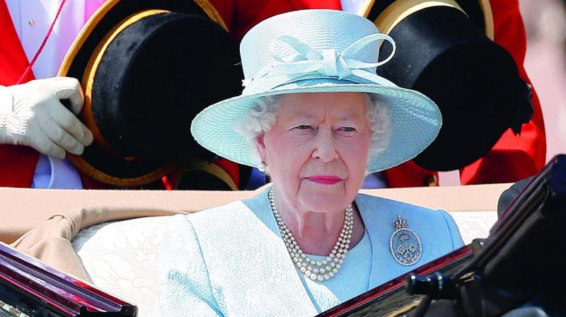 Queen Elizabeth II. (Photo: File)