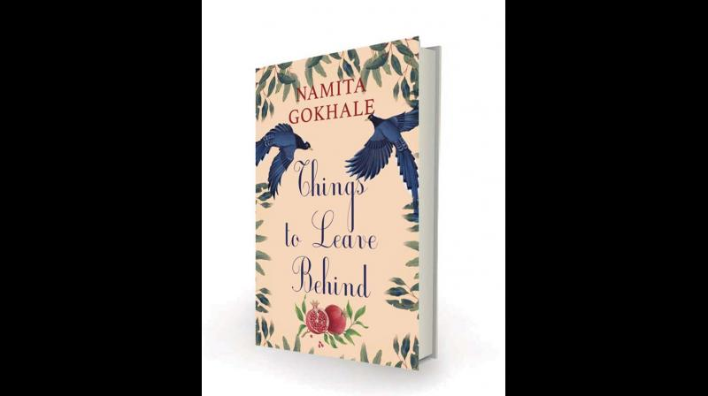 Things to Leave Behind, by Namita Gokhale Penguin Random House India, Rs 305