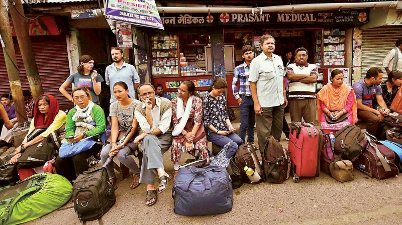 Muslims, Adivasis, Marwaris, Rajbangshis and Biharis, who have lived in the hills for generations, are strongly identifying with the Gorkhas and have joined the protests, according to Mr Sailendra Dewan, who works with an e-commerce firm in the city.