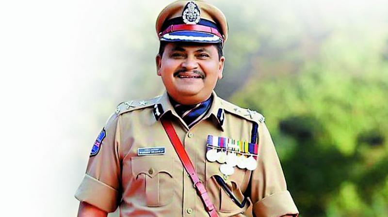 IPS officer Mahesh Bhagwat