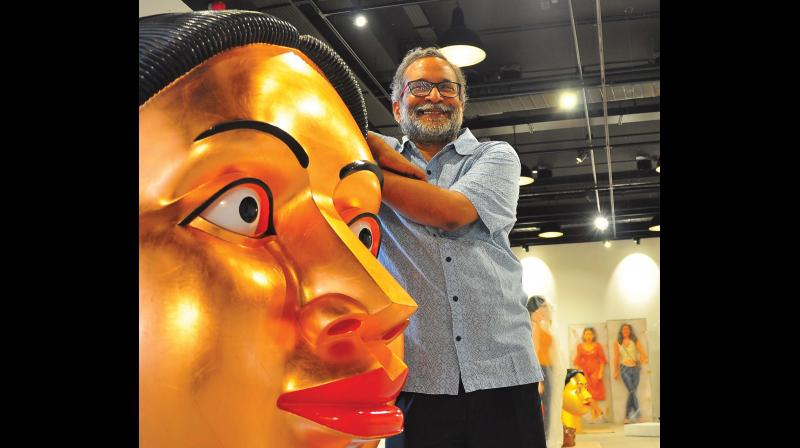 The Gallery at RMZ Ecoworld in Bellandur, which will also have an Art Walk when it opens its doors on July 8.