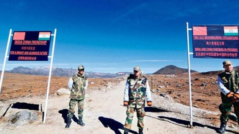 The Indian troops intervened on June 16 on behalf of Bhutan to stop the road construction by the Chinese. (Photo: AFP/Representational)