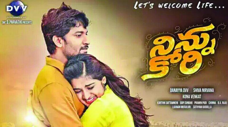 """For Ninnu Kori, the buzz has been great,"""" informs a box-office tracker from the US."""