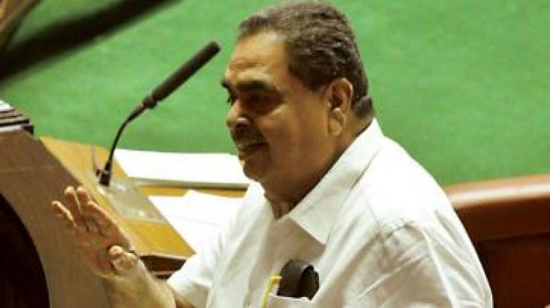 District in-charge minister B Ramanath Rai, who would lead the walk.
