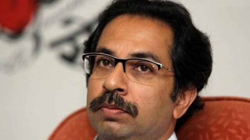 Uddhav Thackeray also attacked the Central govt stating that when Rajiv Gandhi was the Prime Minister, he had provided Panchayati Raj to the lower level instead of running the govt from Delhi. (Photo: PTI)