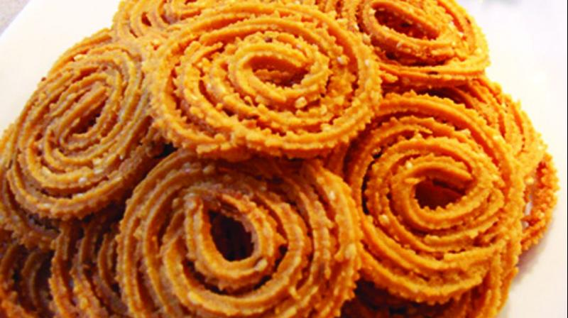After storing for 30 days, it was found that the nutritional value of the chakli was intact (Representational Image)