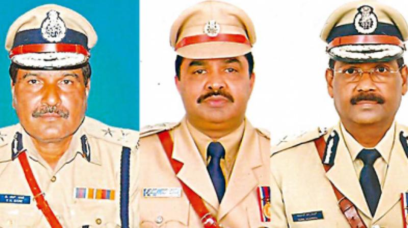 Karnataka: President's Medal for police, fire and home guard