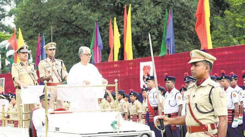 Chief Minister Manik Sarkar refused to make any changes in the speech and described it as unprecedented, undemocratic, autocratic and intolerant step. (Photo: PTI)
