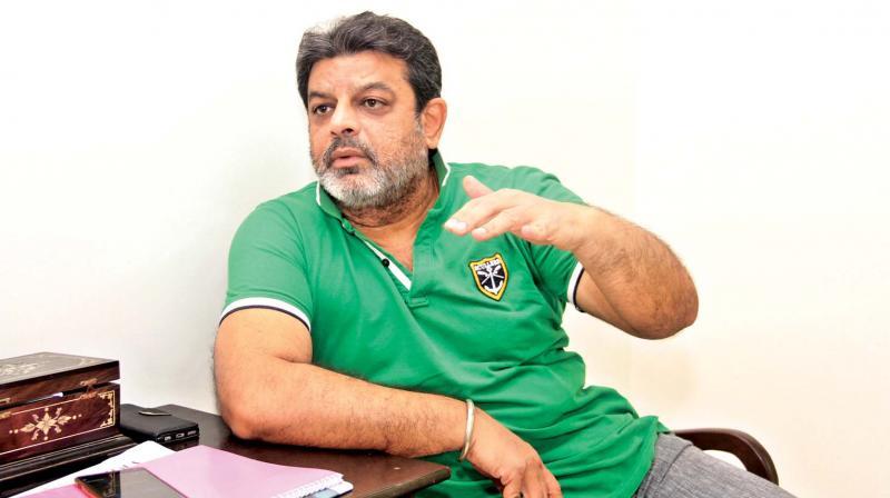 Vinay Varma (Photo: DC)