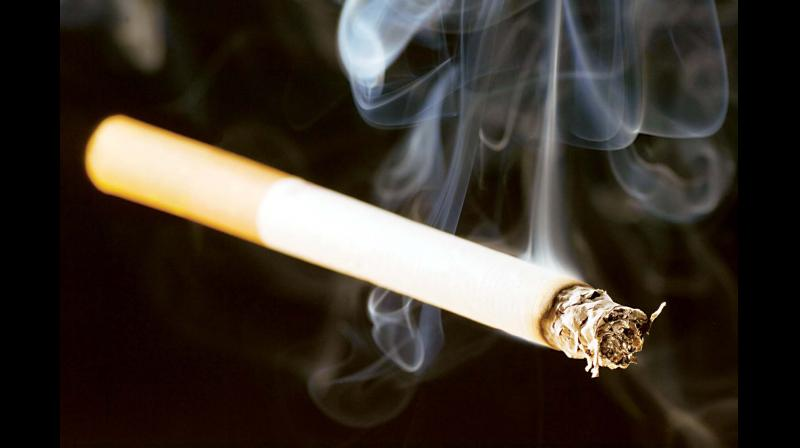 Stress and increasing workload are often considered triggers to smoke (Representational Image)