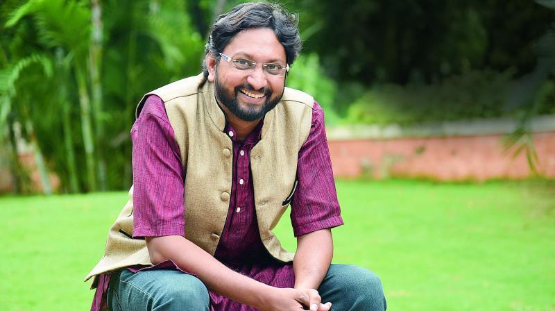 Saurabh Gharipurikar, founder of Udaan Performing Arts