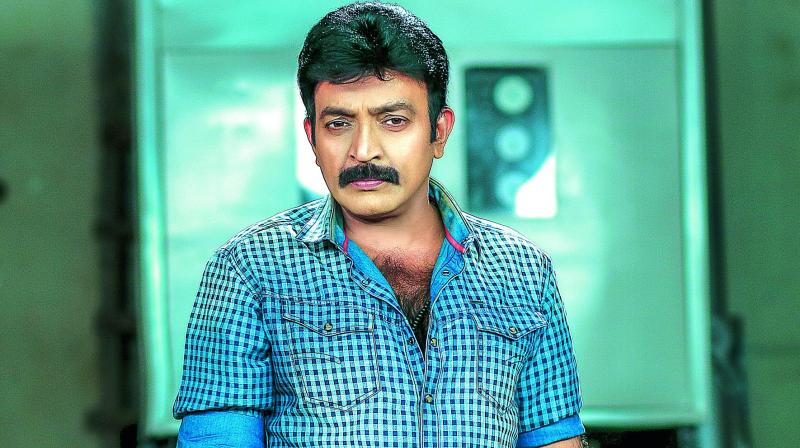 Rajasekhar's career has seen an interesting pattern