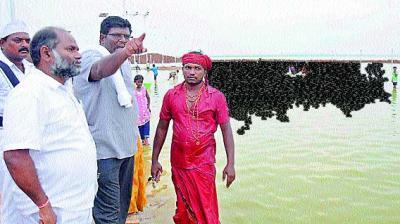 Andhra Pradesh Preparations On For Rottela Panduga Fete