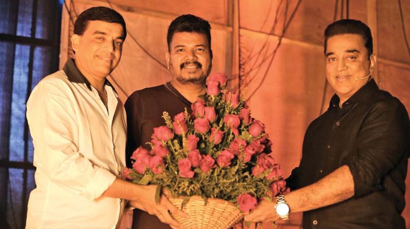 Dil Raju, Shankar, and Kamal