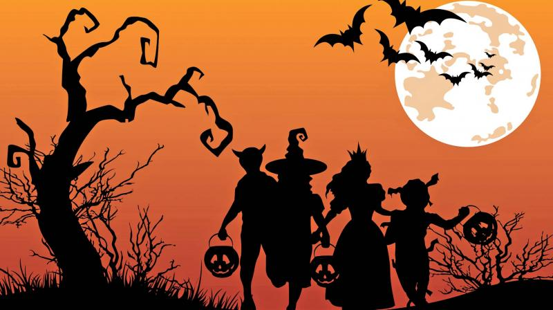 Fret not dear Halloween fans; we are sharing with you a list of cool places to be when October 31st falls