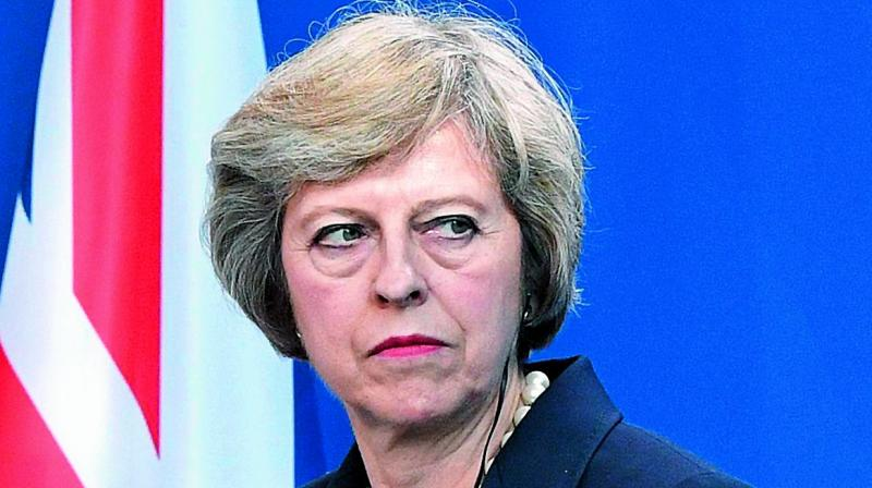 'It is highly likely that Russia was responsible for the act against Sergei and (his daughter) Yulia Skripal,' British PM Theresa May said. (Photo: File)