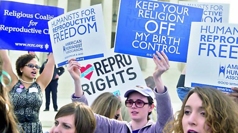 Employers can now withhold birth control coverage on religious grounds