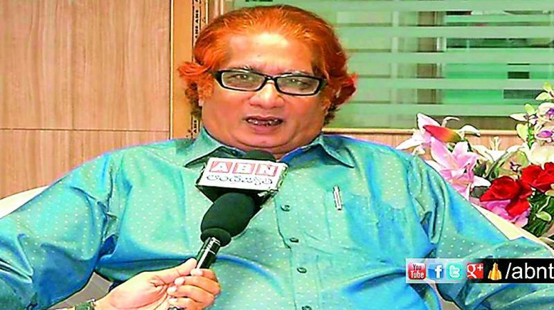 Haranatha Rao also acted in a few films like Rakshasudu, Swayamkrushi and most recently, Teja's Hora Hori