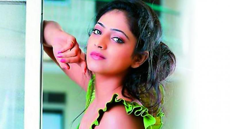 Actress Hariprriya