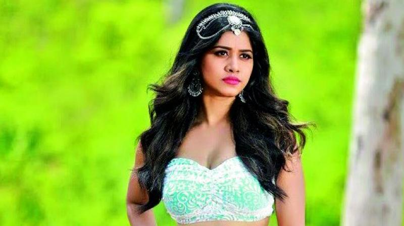 Image result for nabha natesh