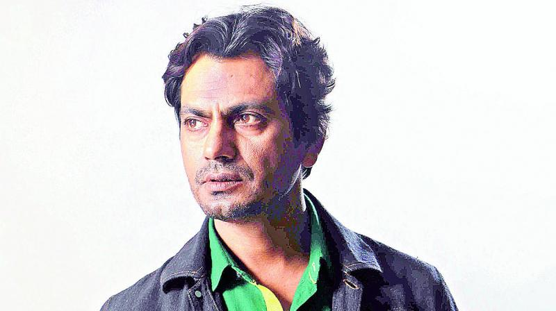 Nawazuddin Siddiqui recently released a book based on his life.