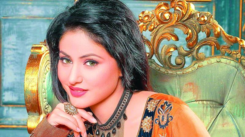 Hina Khan Offends People