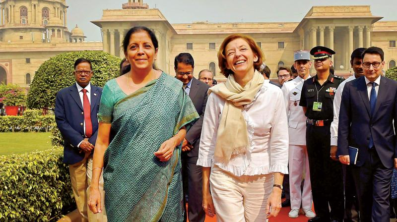 India France To Ramp Up Strategic Ties